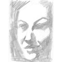 Selbstportrait | Zeichnung
