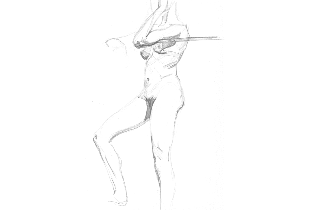 Akt | Zeichnung