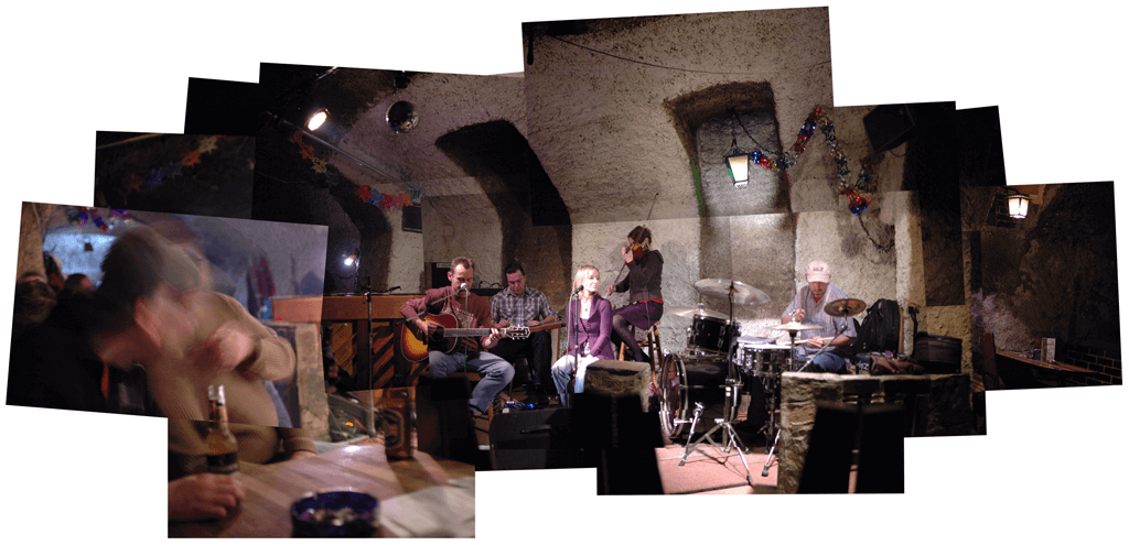 A-Wien | The Neatpickers @ Cafe Concerto | 2010