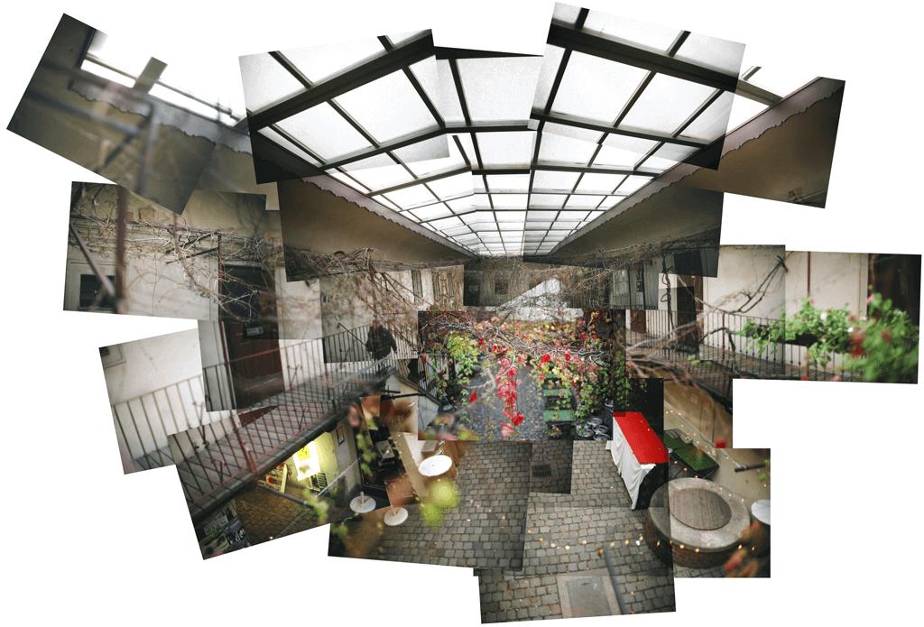 A-Wien | Amerlinghaus | 2000