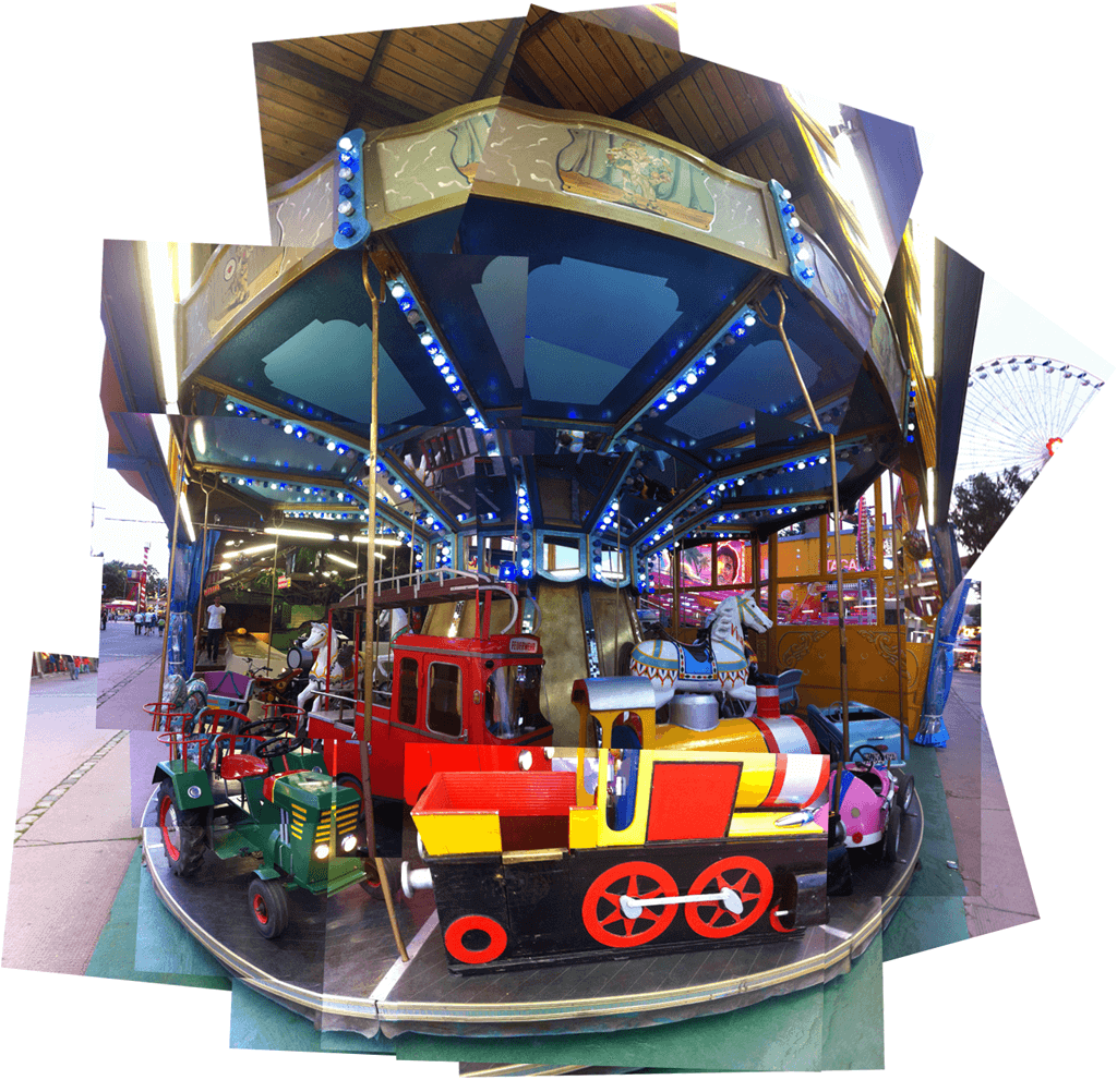 A-Wien | Prater/Carousel | 2012