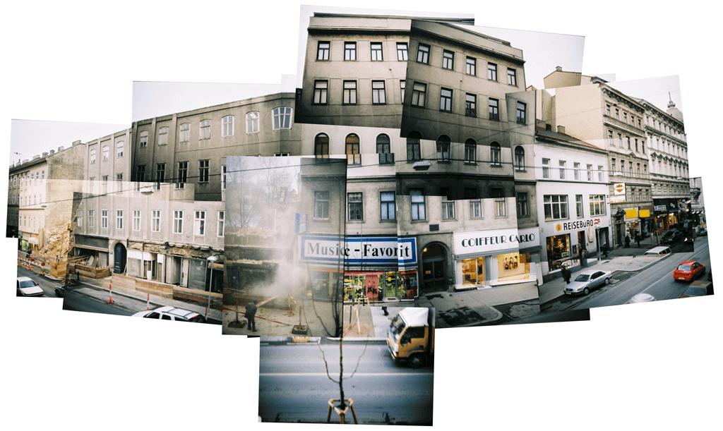 A-Wien | Favoritenstraße | 1998