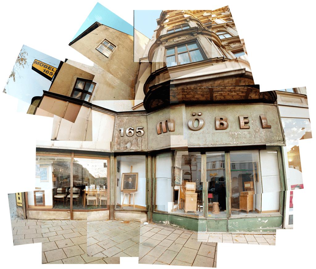 A-Wien | Mariahilferstrasse 165 Möbel | 2002
