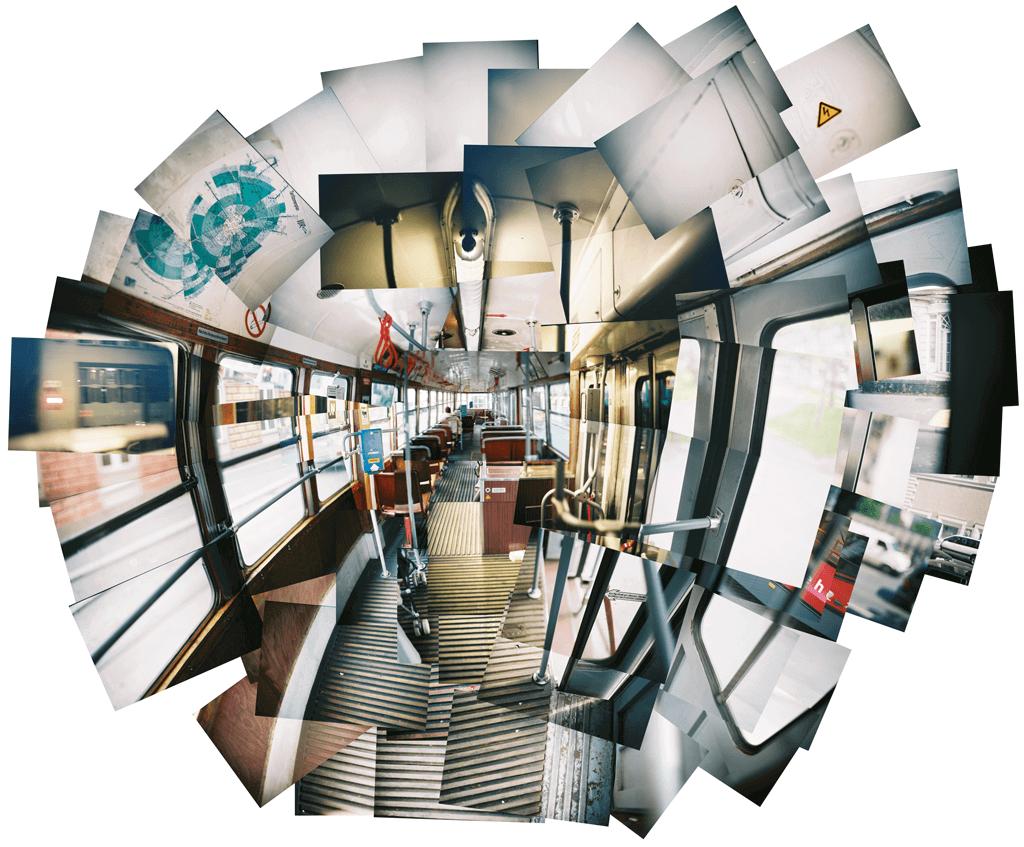A-Wien | Strassenbahn N | 2000