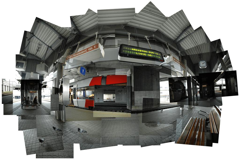 A-Wien | Spitelau S-Bahn Station | 2005