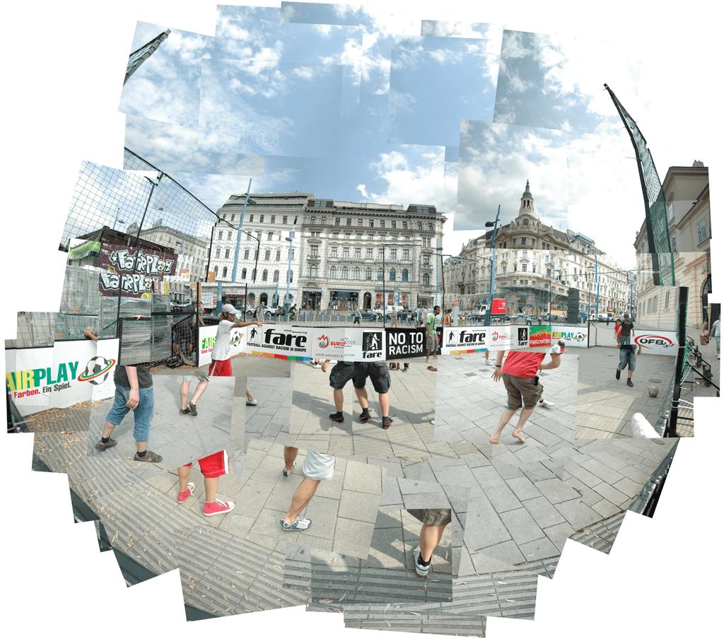 A-Wien | Street Soccer Ring (fan Ambasys MQ) | 2008