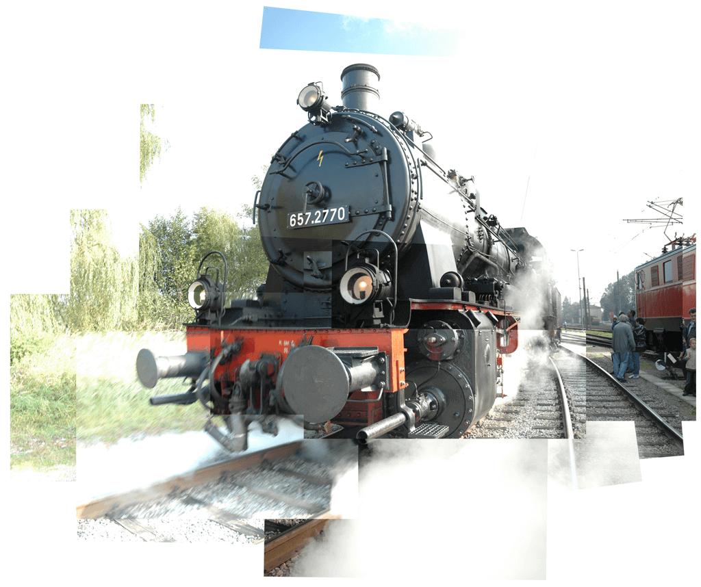 A-Oberöstereich | OÖ-Landesaustellung: Timelkam Dampflock | 2006