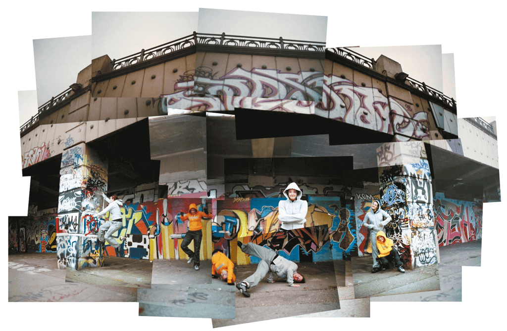 A-Wien | B-Girls Flex | 2001