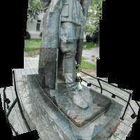 BA-Sarajevo | Josip Broz Tito Statue  | 2005