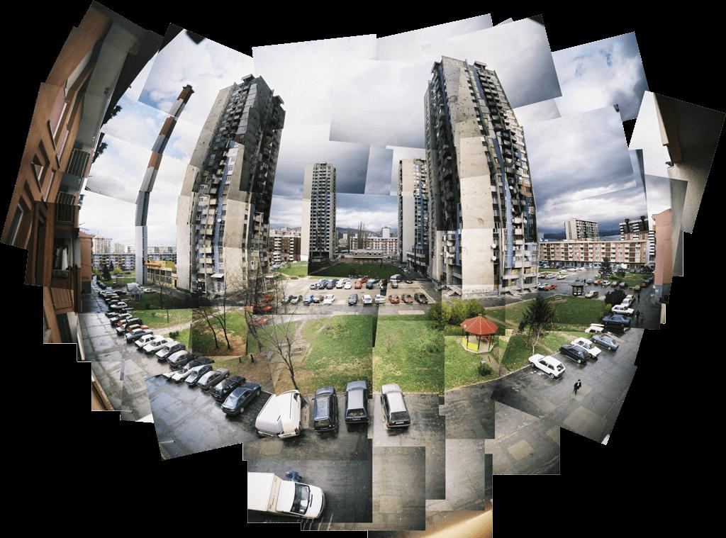 BA-Sarajevo | Trg Heroja - Pere Kosorića | 2003