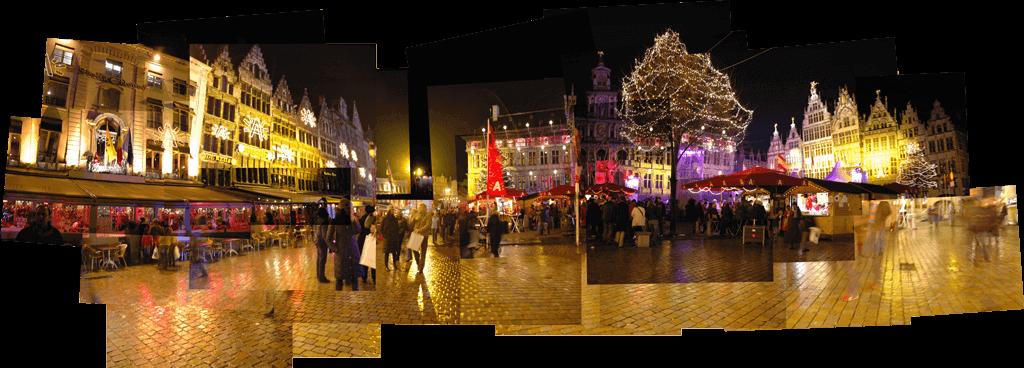 BE-Antwerpen | Weichnachtsmarkt | 2006