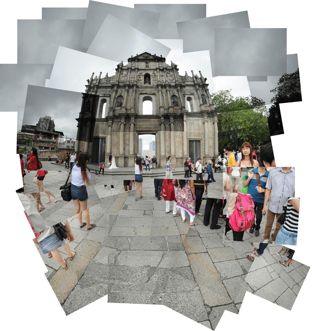CN-Macau | Ruins of St. Paul's | 2012