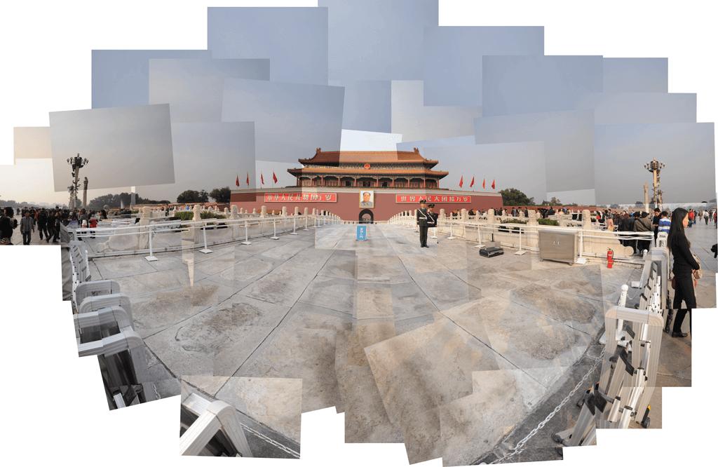 CN-Peking | Tor des himmlischen Friedens/Tiananmen Tor  承天門 | 2011