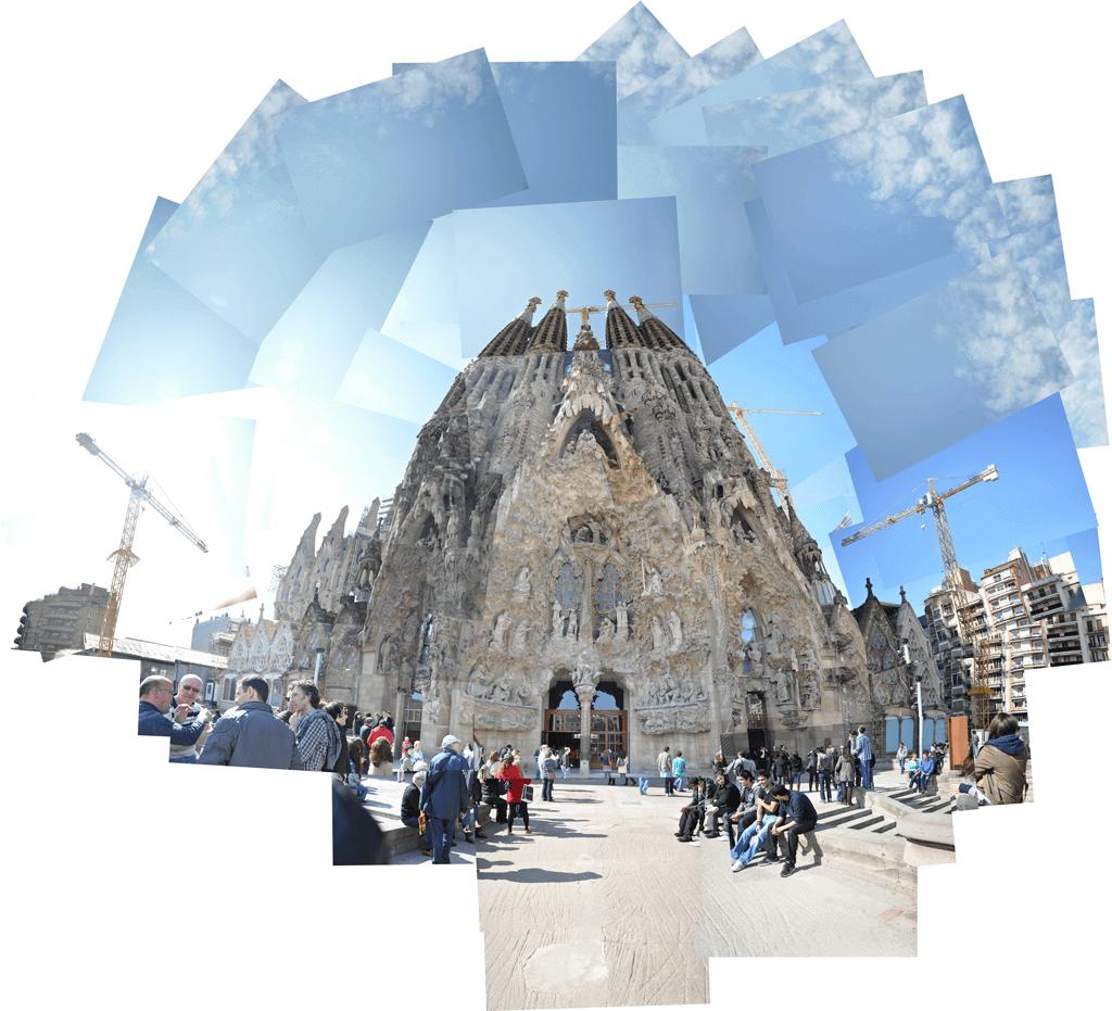 ES-Barcelona | Sagrada Família | 2011