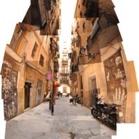 ES-Barcelona | Carrer de la Volta dels Tamborets | 2011