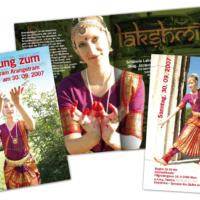 Einladung | Entwurf und Gestaltung, Fotografie | 2007