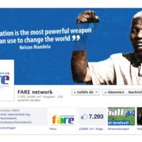 FARE | Facebook Seitenheader und Profilbild | Entwurf und Gestaltung | 2014
