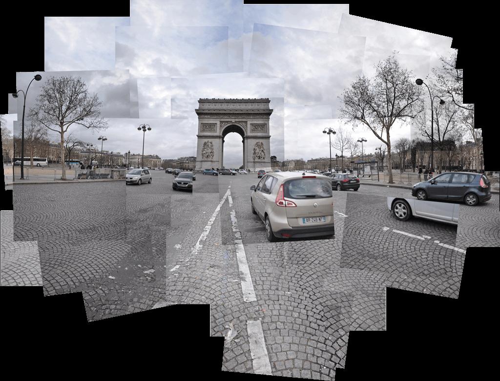 FR-Paris | Arc de Triomphe | 2012