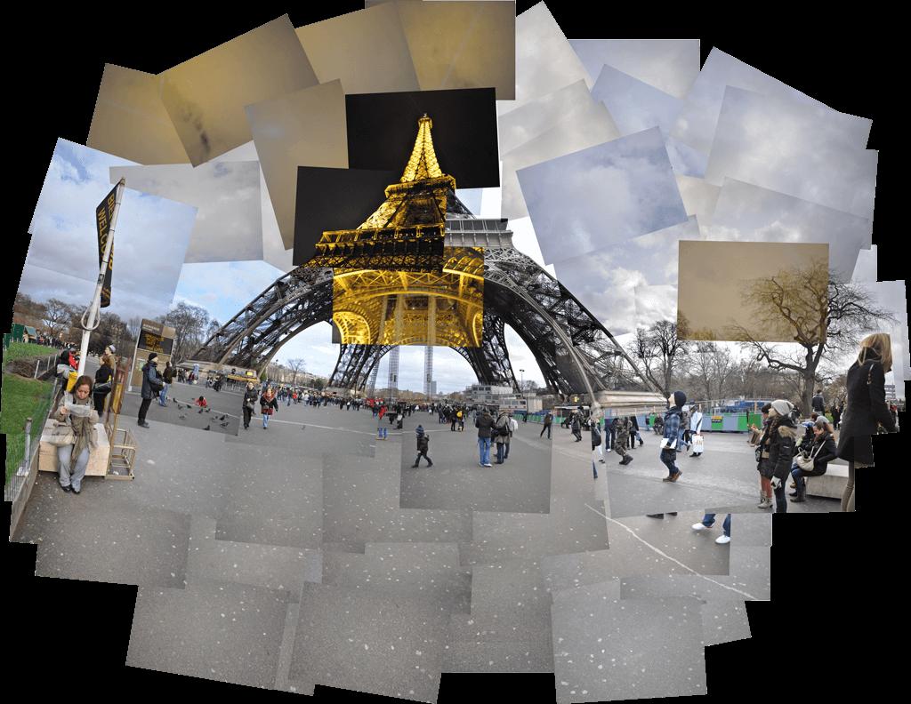 FR-Paris | La Tour Eiffel | 2012