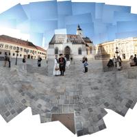 HR-Zagreb | Gornji Grad - Trg Sv. Marka | 2012