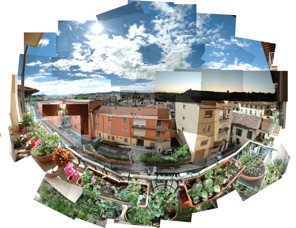 I-Florenz | Via G. Sercambi | 2010