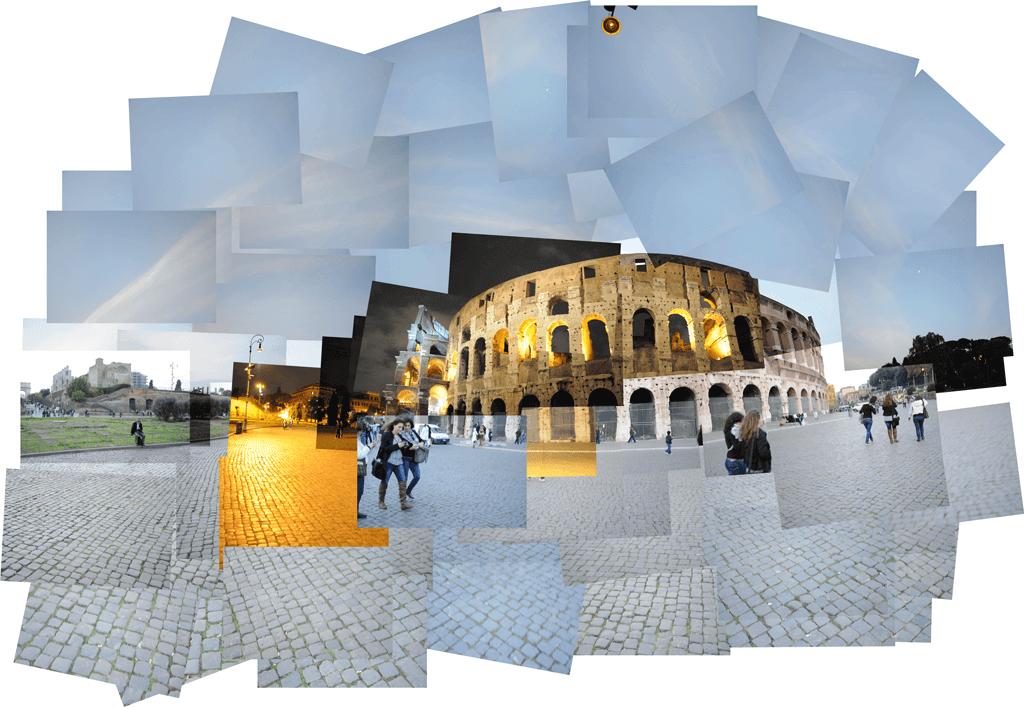 I-Roma | Colloseum | 2010-2013