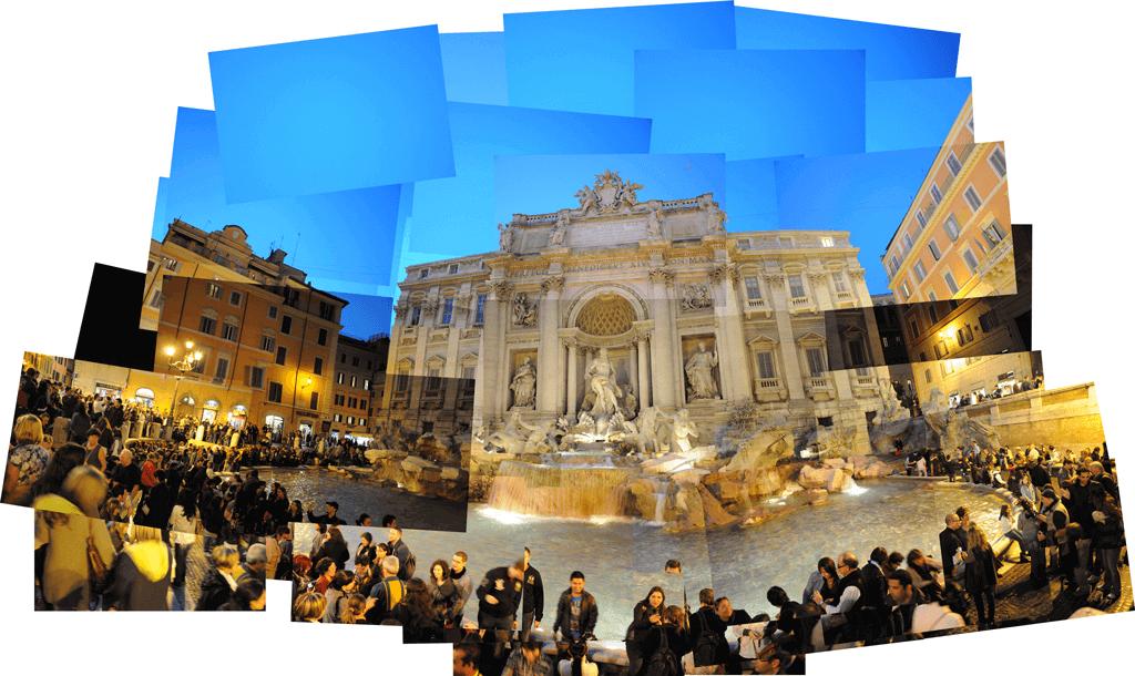 I-Roma | Trevi Fountain | 2010-2013