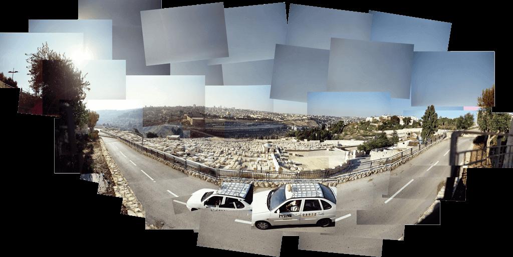 IZ-Jerusalem | Mount of Olives | 2004
