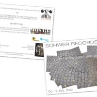 Mosaik | Flyer | Entwurf und Gestaltung | 2002