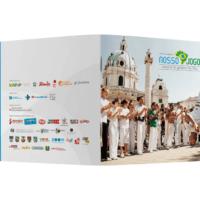 Nosso Jogo – Initiative für globales Fair Play, Brasilien 2014 | Bericht | Entwurf und Gestaltung | 2015