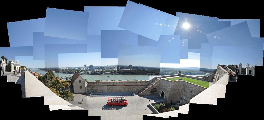 SK-Bratislava | Staré Mesto - Bratislavský Hrad/Burg | 2013