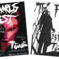 TÜWI | Plakate, Flyer | Zeichnung, Entwurf und Gestaltung | 1995-1998