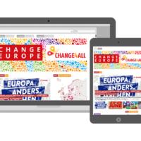 Change4All | Webseite | Entwurf und Gestaltung | 2015