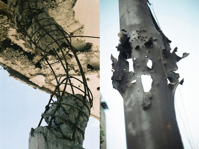 post war – sarajevo | 1996