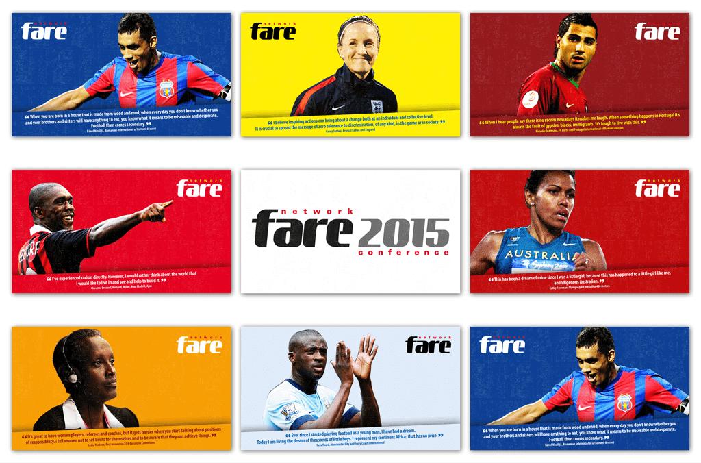 FARE network Conference | Slide | Entwurf und Gestaltung | 2015