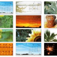 Kalender | Fotografie, Entwurf und Gestaltung | 2010