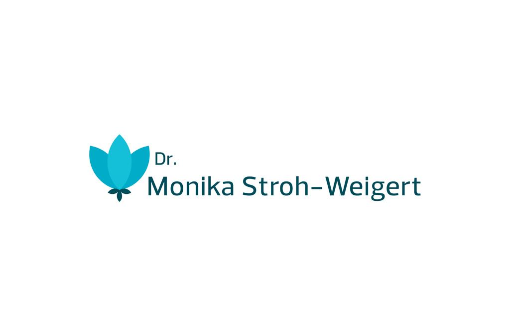 Dr. Monika Stroh-Weigert | Logo | Entwurf und Gestaltung | 2014