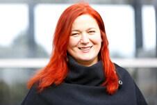 Sanja Kaltenbrunner-Jelic, Foto by Katherina Lochmann